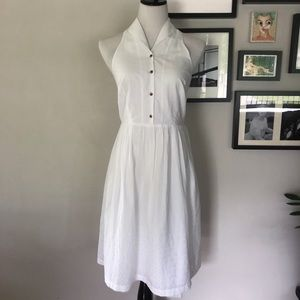 100% cotton Isaac Mizrahi dress